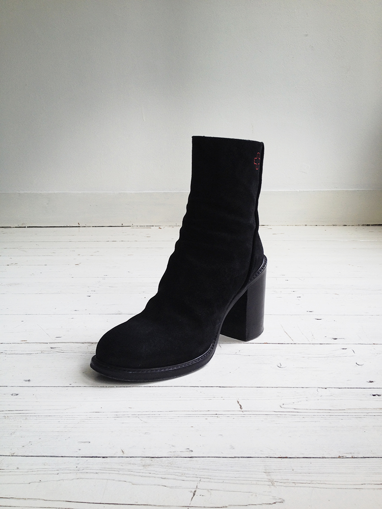 A.F.VANDEVORST Heeled ankle boots HQi17Xuvhb