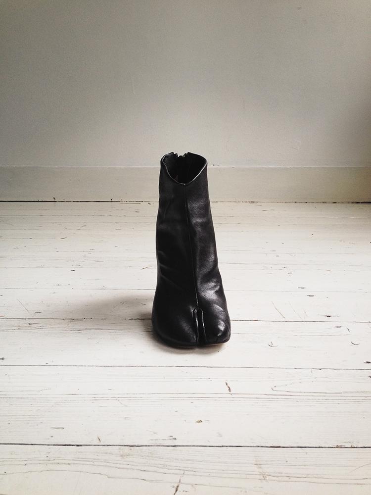 Martin boots - Black Maison Martin Margiela Cheap Authentic Outlet Authentic Cheap Shop antUaa