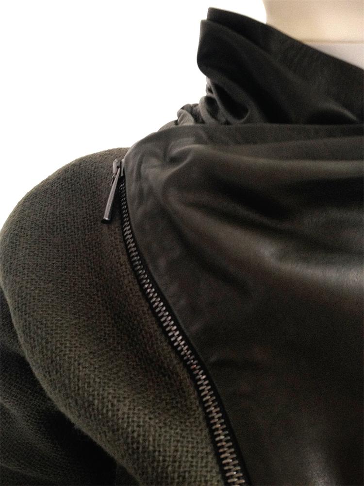 endource draped jacket drapes wyytluzt karen millen product